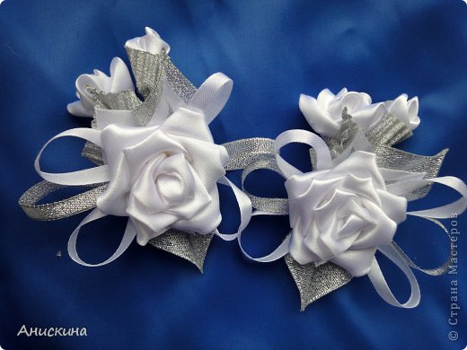 Как сделать свадебные цветы для гостей своими руками из