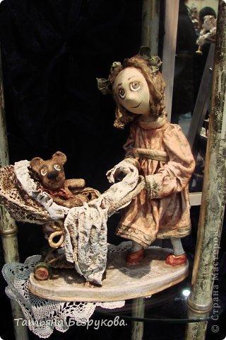 Салон Кукол состоится в Москве на Тишинке с 4 по 7 октября 2012г. Часть 4.     фото 7