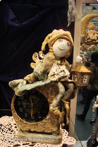 Салон Кукол состоится в Москве на Тишинке с 4 по 7 октября 2012г. Часть 4.     фото 8