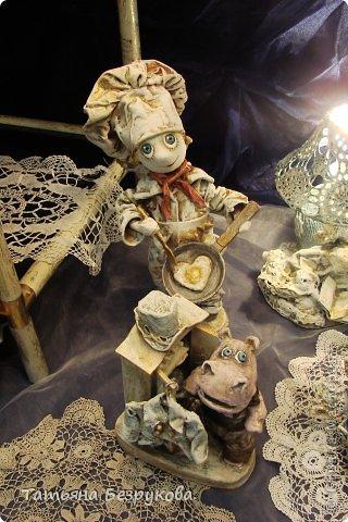Салон Кукол состоится в Москве на Тишинке с 4 по 7 октября 2012г. Часть 4.     фото 11