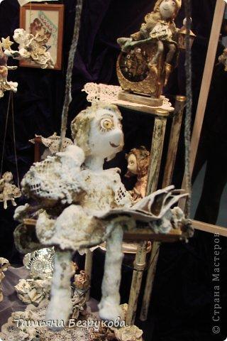 Салон Кукол состоится в Москве на Тишинке с 4 по 7 октября 2012г. Часть 4.     фото 12