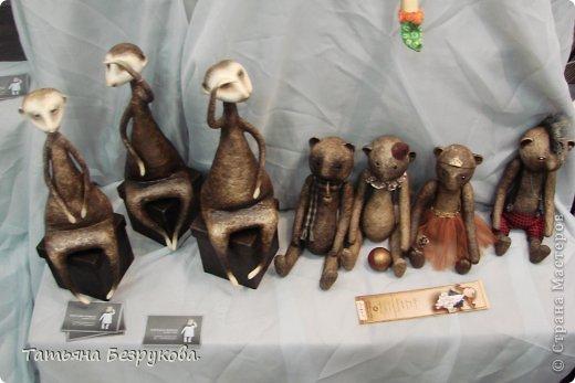 Салон Кукол состоится в Москве на Тишинке с 4 по 7 октября 2012г. Часть 4.     фото 14