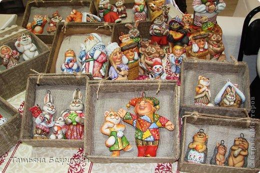 Салон Кукол состоится в Москве на Тишинке с 4 по 7 октября 2012г. Часть 4.     фото 21
