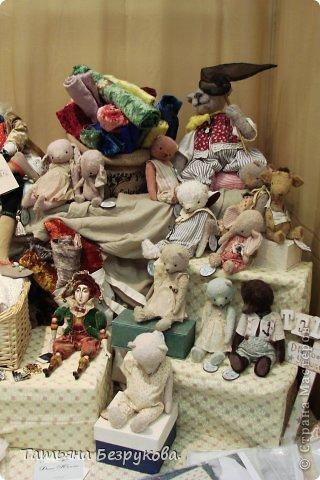Салон Кукол состоится в Москве на Тишинке с 4 по 7 октября 2012г. Часть 4.     фото 19