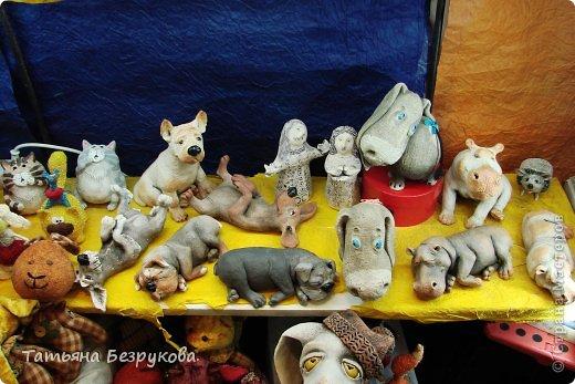 Салон Кукол состоится в Москве на Тишинке с 4 по 7 октября 2012г. Часть 4.     фото 23