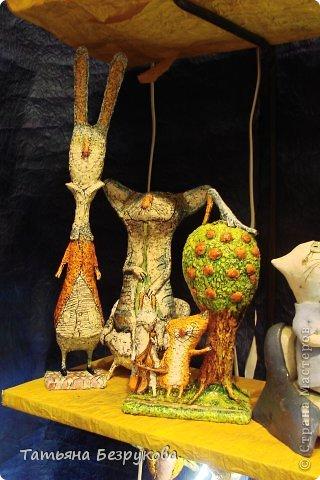 Салон Кукол состоится в Москве на Тишинке с 4 по 7 октября 2012г. Часть 4.     фото 26