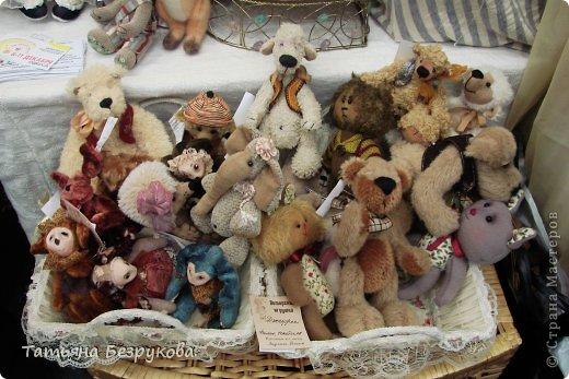 Салон Кукол состоится в Москве на Тишинке с 4 по 7 октября 2012г. Часть 4.     фото 20