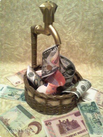 Поделки с денег
