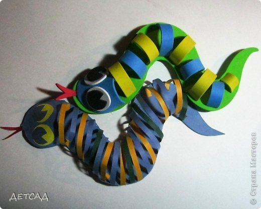 Вот такие змейки!!! фото 13