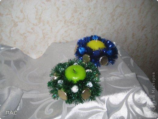 Пора подумать о новом годе. Вот такие свечки с конфетками решила делать и дарить друзьям. фото 1