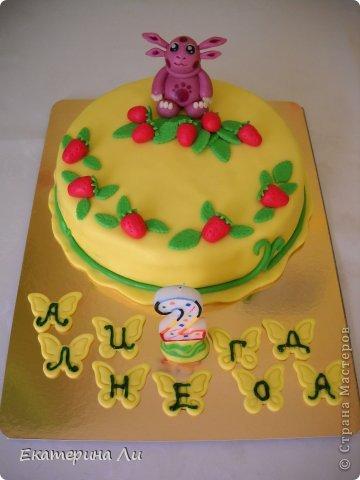 Торт Алине фото 1