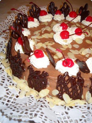 Итальянский ореховый торт фото 2
