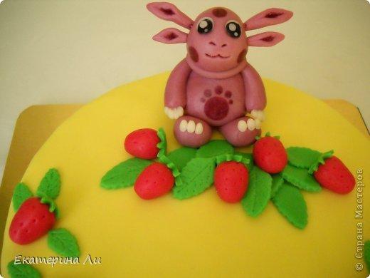 Торт Алине фото 2