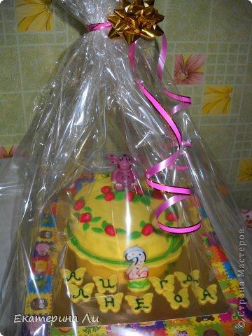 Торт Алине фото 3