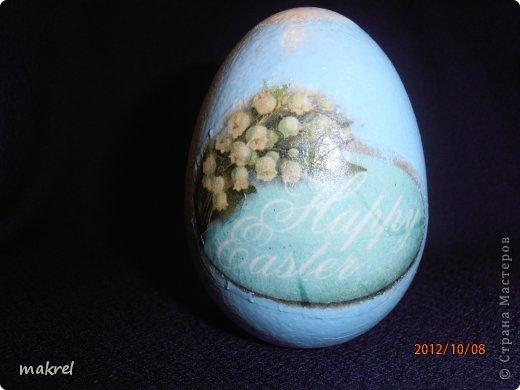 Пасхальное яицо.Одной стороной фото 2