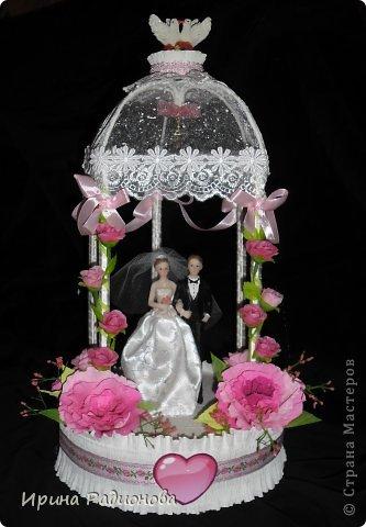 Поделка подарок на свадьбу