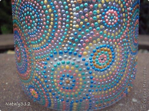 Мои эксперименты по декорированию стекла фото 13