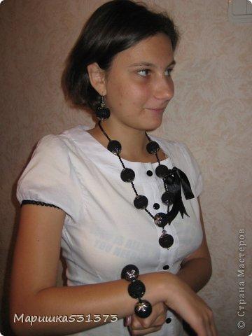 Набор связанный для племянницы. фото 2