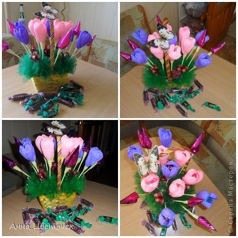 сладкие тюльпаны фото 1