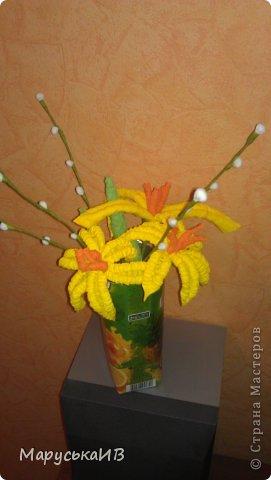 Как я начала делать цветы из бумаги и что из этого вышло :))) фото 1