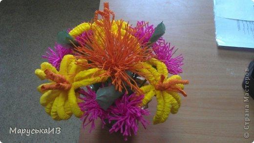 Как я начала делать цветы из бумаги и что из этого вышло :))) фото 5