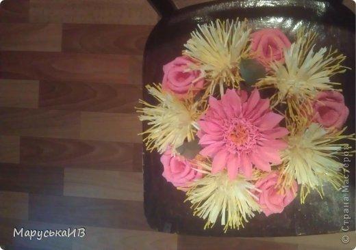 Как я начала делать цветы из бумаги и что из этого вышло :))) фото 6