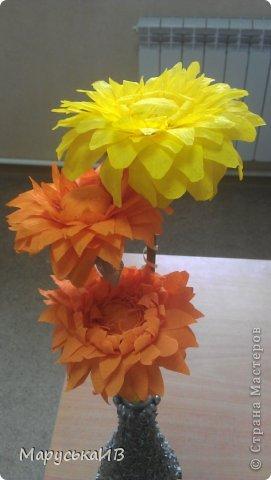 Как я начала делать цветы из бумаги и что из этого вышло :))) фото 11