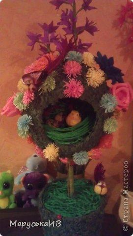 Как я начала делать цветы из бумаги и что из этого вышло :))) фото 12
