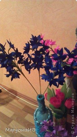 Как я начала делать цветы из бумаги и что из этого вышло :))) фото 15