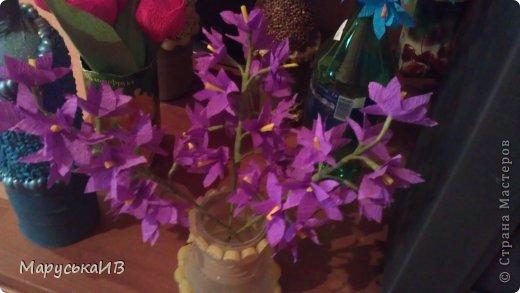 Как я начала делать цветы из бумаги и что из этого вышло :))) фото 16