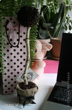 А вот и еще одно дерево ко дню учителя! Решила, что такой подарок обрадует мою дорогую учительницу немецкого! фото 1