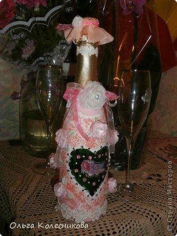 Очень мне понравились куклы для полотенца у разных мастериц, я решила создать свою в подарок маме на день рождения. фото 7