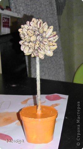 Это дерево мы делали в подарок крестной фото 1