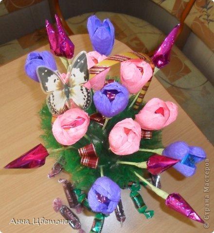 сладкие тюльпаны фото 3