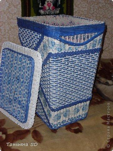 Интерьер Плетение Продолжение переделки в ванной   Бумага фото 12