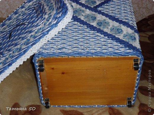 Интерьер Плетение Продолжение переделки в ванной   Бумага фото 13