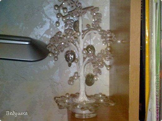 Вот еще одно деревце родилось... Почему то назвать его сакура, язык не поворачивается, почему -не знаю... фото 7