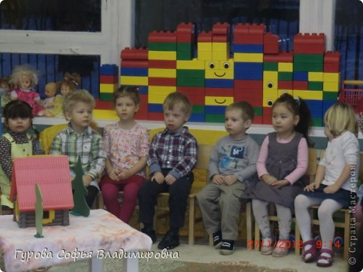 Конспект  организованной образовательной деятельности по направлению «Художественно-эстетическое развитие» /область «Художествен