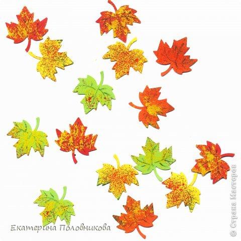 Из обычных дырокольных листочков легко можно сделать вот такие фото 1