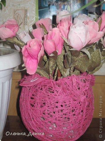 эта вазочка меня сразила своей простотой) фото 1