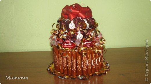 Торт Юбилейный фото 2