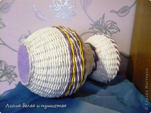 Давно не выкладывала, в основном все было повторение. Но увидела у Ричарда послойное плетение (спасибо за науку, без тебя я бы такое не смогла вытворить:), и вот что получилось. фото 11