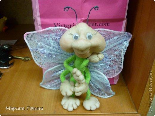 Бабочка - красавица!!! фото 1
