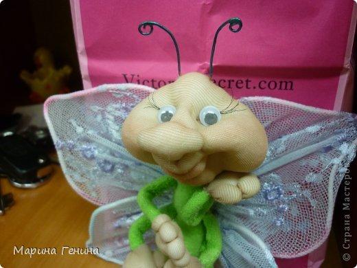 Бабочка - красавица!!! фото 2