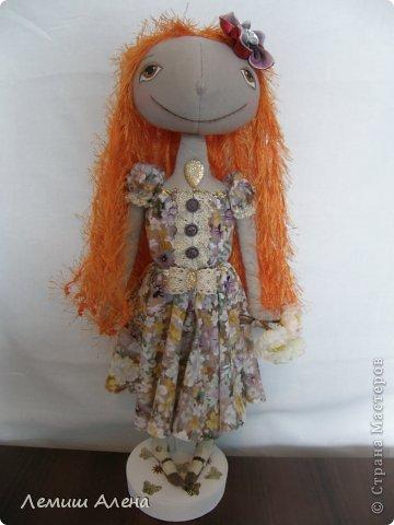 Интерьерная кукла фото 3