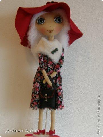 Интерьерная кукла фото 2