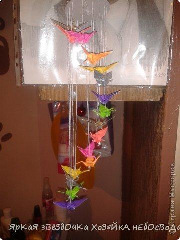 Бумажные журавлики тоже летают!!!! фото 4