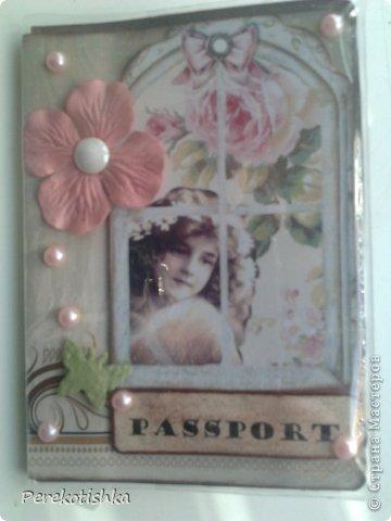 """Одёжка для моего паспорта Всем, кто посмотрел """"СПАСИБО"""" фото 7"""