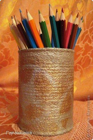 Эта карандашница сделана по просьбе моего сына в дополнение к его основному подарку на День рождения фото 3