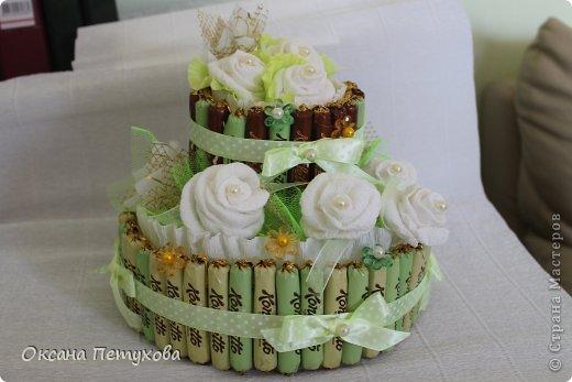 Маленькие тортики  фото 5
